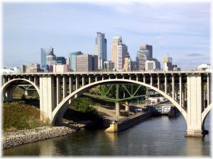 Sample Image of the Twin Cities